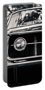 Vintage Mustang Portable Battery Charger