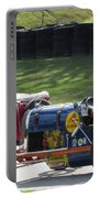 Vintage Racers Portable Battery Charger