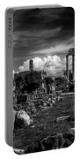 Vintage Roman Forum View Portable Battery Charger