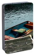 Vintage Rowboat Portable Battery Charger