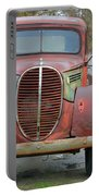 Vintage Truck Portable Battery Charger