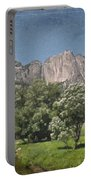 Vintage Yosemite Portable Battery Charger