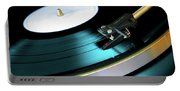 Vinyl Record Portable Battery Charger