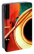 Violin And French Horn Portable Battery Charger