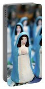 Virgin Mary Figurines Portable Battery Charger