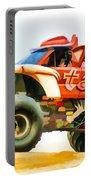 Virginia Beach Monster Truck Rally Portable Battery Charger
