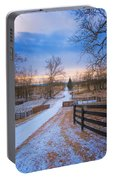 Virginia Country Lane Portable Battery Charger