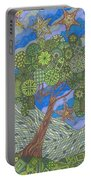 Virginia Quilts Portable Battery Charger