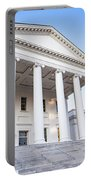 Virginia State Capitol Portable Battery Charger