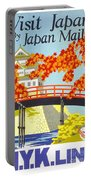 Visit Japan Portable Battery Charger