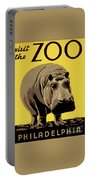 Visit The Zoo Philadelphia Portable Battery Charger