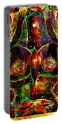 Visual Art Portable Battery Charger