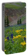 Vivid Colors Of The Colorado Alpine Portable Battery Charger