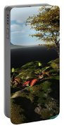 Volcano View Portable Battery Charger