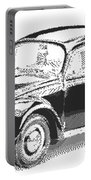 Volkswagen 1949 - Parallel Hatching Portable Battery Charger