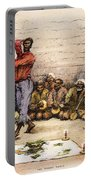 Voodoo Dance, 1885 Portable Battery Charger