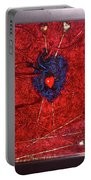 Voodoo Heart Portable Battery Charger