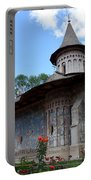 Voronet Monastery Portable Battery Charger