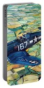 Quiet Sky - Vought F4u-1d Corsair Portable Battery Charger