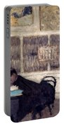 Vuillard: Revue, 1901 Portable Battery Charger