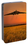 Vulcan Farewell Fly Past Portable Battery Charger