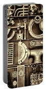 Vulcan Steel Steampunk Ironworks Portable Battery Charger