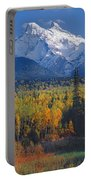 102238-v-w End Of Seven Sisters Mountain  Portable Battery Charger