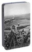 W W I: Battle Of Verdun Portable Battery Charger