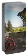 Wagon Wheel County Clare Ireland Portable Battery Charger