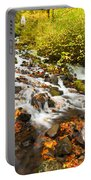 Wahkeena Autumn Portable Battery Charger