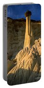 Wahweap Hoodoos At Dawn Portable Battery Charger