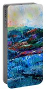 Waianae Mtn Range Oahu Portable Battery Charger