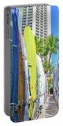 Waikiki Surfboards Portable Battery Charger
