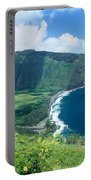 Waipio Valley Lookou Portable Battery Charger