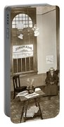Waiting Room Of Dr. C. H. Pearce, D.d.s. Dentist, Watsonville,  Portable Battery Charger