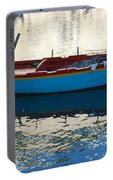Waiting To Go Fishing Portable Battery Charger