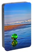 Waldport Oregon - Float The Ocean Portable Battery Charger