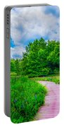 Walk Into Beauty Shaw's Nature Reserve Wet Lands Portable Battery Charger