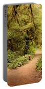 Walk Into The Forest Portable Battery Charger