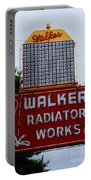 Walker Radiator Works Portable Battery Charger