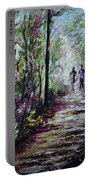 Walking In The Light Portable Battery Charger