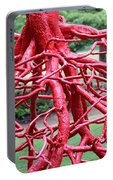 Walking Roots Sculpture Portable Battery Charger