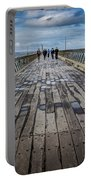Walking The Pier Portable Battery Charger