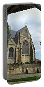Walkway To Thorn Cathedral Portable Battery Charger