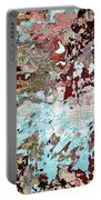 Wall Abstract 128 Portable Battery Charger