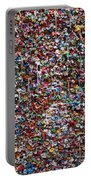 Wall Of Chewing Gum Seattle Portable Battery Charger