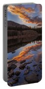 Wall Reflection Portable Battery Charger by Chad Dutson