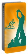 Wallabies Rugby Portable Battery Charger