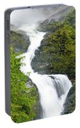 Wallace Falls Portable Battery Charger