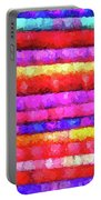 Wallart-multicolor Design Portable Battery Charger